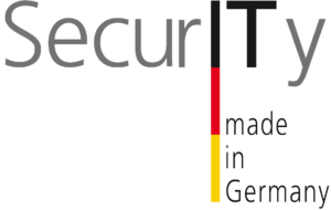 Logo Security made in Germany